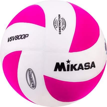 Волейбольный мяч Mikasa VSV 800 P №5 white/pink