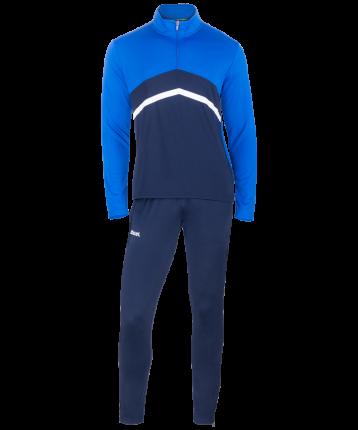 Спортивный костюм Jogel JPS-4301-971, темно-синий/синий/белый, XXL INT