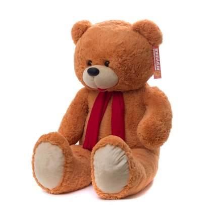 Мягкая игрушка Медведь большой в шарфе 120 см Нижегородская игрушка См-540-5