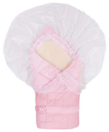 Конверт-одеяло Сонный Гномик Зимушка розовый