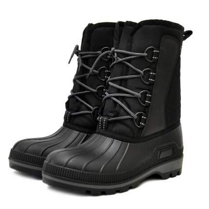 Ботинки для рыбалки Nordman Kraft, черные, 42 RU