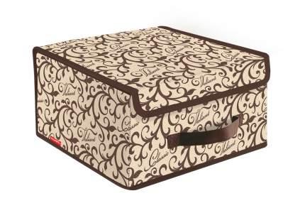 Короб стеллажный с крышкой Hoff Classic