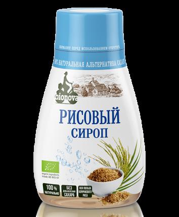 Сироп Bionova рисовый 230 г