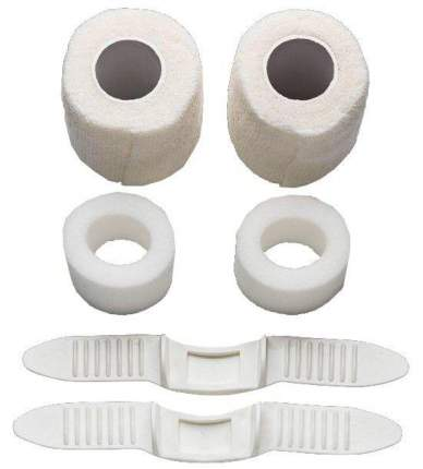 Дополнительные части для экстендера MaleEdge Basic Tuneup Kit белый