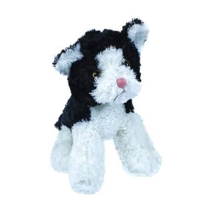 Мягкая игрушка Teddykompaniet котенок, черно-белый, 23 см,1778