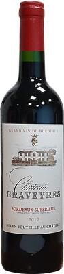 Вино Chateau Graveyres Bordeaux Superieur АОC 2012