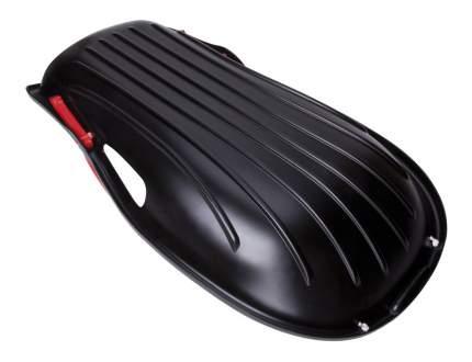 Санки детские с тормозами Comfort черные BIG 56757