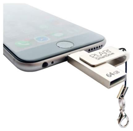 USB-флешка ELARI SmartDrive 64GB Silver