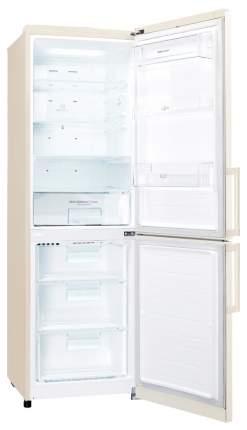 Холодильник LG GA-M539ZEQZ Beige
