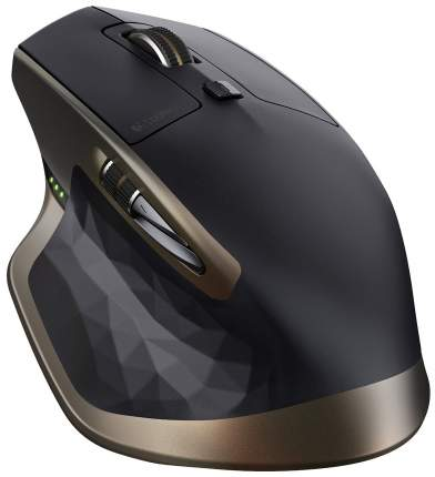 Беспроводная мышка Logitech MX Master Black/Green (910-004362)
