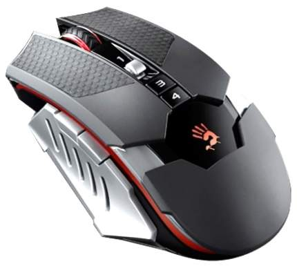 Беспроводная игровая мышь A4Tech Bloody RT5 Black