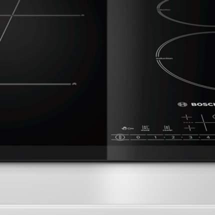 Встраиваемая варочная панель индукционная Bosch PIT651F17E Black