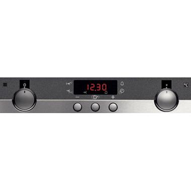 Встраиваемый электрический духовой шкаф Electrolux EOB64100X Silver