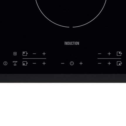 Встраиваемая варочная панель индукционная Electrolux EHH56340FK Black