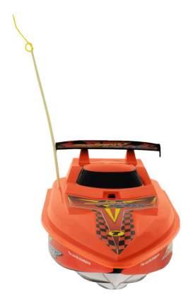 Гоночный катер на радиоуправлении чемпионат 1:14, бело-желто-оранжевый bm 5005