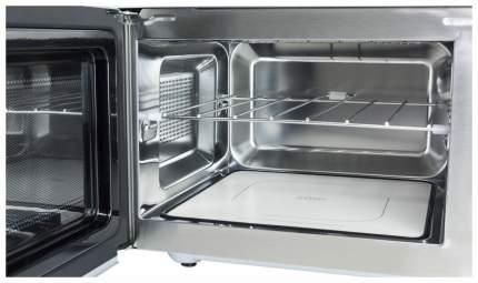 Микроволновая печь с грилем и конвекцией CASO MCG 25 Chef silver