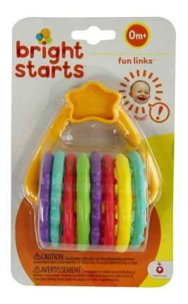 Развивающая Прорезыватель-игрушка Bright Starts веселые колечки