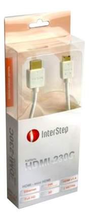 Кабель цифровой аудио-видео interstep IS-DC-HDMI230CW-000B201