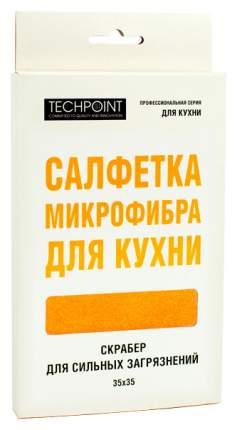 Салфетка для уборки Techpoint 8055 Скрабер для сильных загрязнений