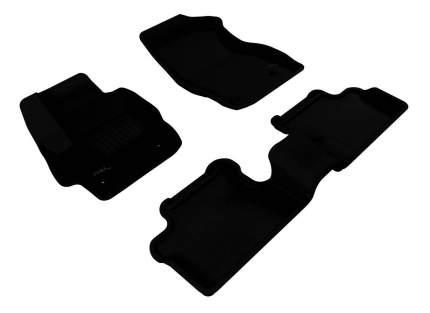 Комплект ковриков в салон автомобиля SOTRA для Mazda (ST 74-00375)
