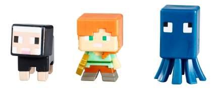 Игровой набор Minecraft из 3х фигурок персонажей CGX24 CKH40