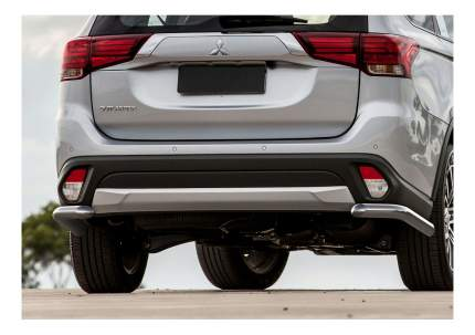 Защита заднего бампера RIVAL для Mitsubishi (R.4010.010)