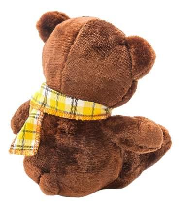 Мягкая игрушка Fluffy Family Мишка Тепа с шарфом кор, 20 см