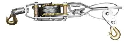 Лебедка СИБИН 43125-4 4000кг