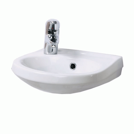 Умывальник Sanita LUXE Лада белоснежный (S401602)
