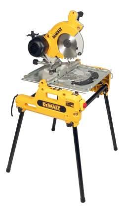 Станок циркулярный DeWalt DW743N