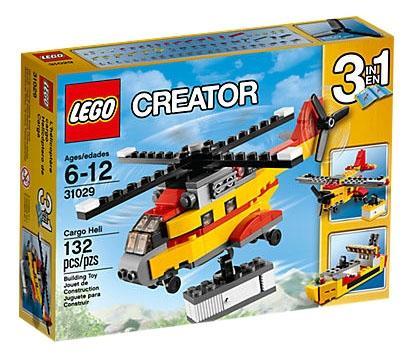 Конструктор LEGO Creator Грузовой вертолет