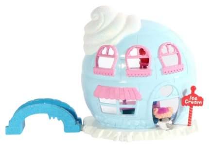 Игровой набор Squinkies Магазинчик мороженого