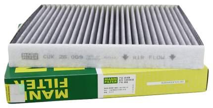 Фильтр воздушный салона MANN-FILTER CUK26009