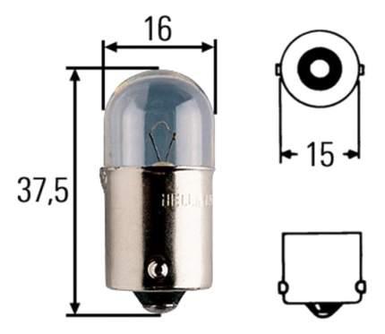Лампа Hella 10W BA15s 8GA 002 071-241