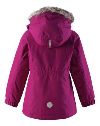 Куртка детская Reima Розовая для девочки р.134