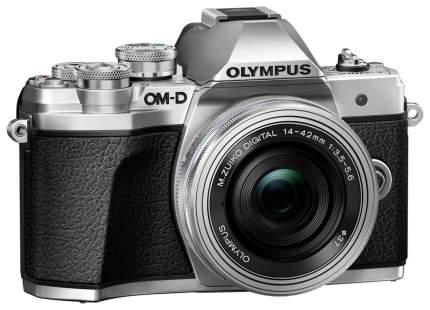 Фотоаппарат системный Olympus OM-D E-M10 Mark III 14-42 EZ Silver/Black