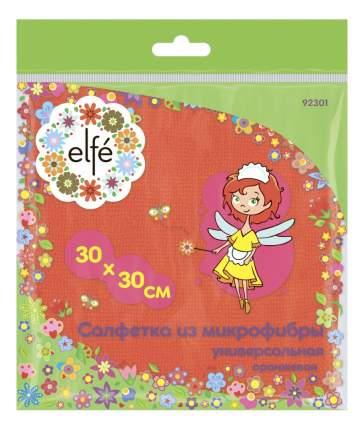 Салфетка универсальная Elfe из микрофибры 30х30 см