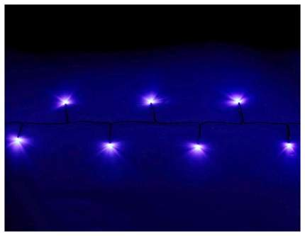 Светодиодная гирлянда Kaemingk Lumineo 494123 Синий