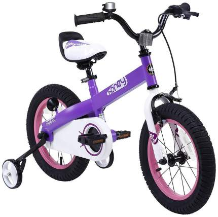 Велосипед Royal Baby 2014 onesize Honey Buttons 14 фиолетовый RB14-15-PRL