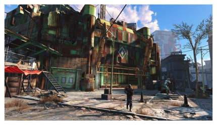 Игра Fallout 4. Game of the Year Edition для Xbox One