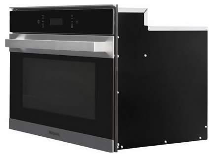 Встраиваемая микроволновая печь с грилем и конвекцией Hotpoint-Ariston MP 775 IX HA