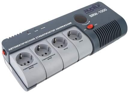Однофазный стабилизатор RUCELF SRW-1000-D