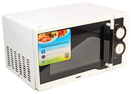 Микроволновая печь соло BBK 23MWS-928M/W white