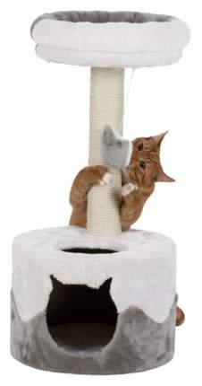 Комплекс для кошек Trixie Nuria, 4,8 кг, размер 71см,, белый / серый