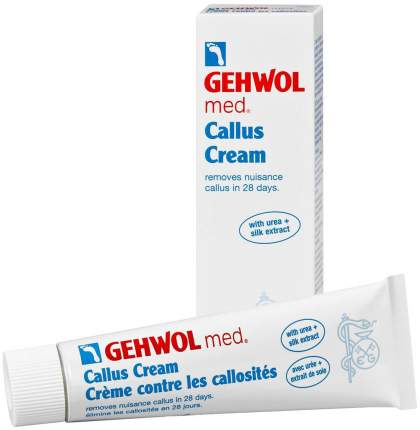 Крем для ног Gehwol для загрубевшей кожи 75 мл