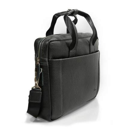 Портфель мужской кожаный Pellecon 102-286 черный
