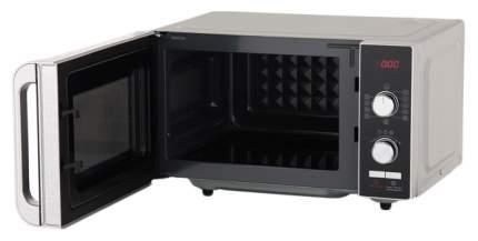 Микроволновая печь соло Midea AM720KFR-BS Silver/Black