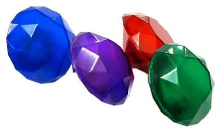 Игровой набор Sonic 65910 Соник и 4 кристалла