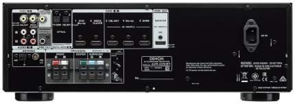 AV Ресивер Denon AVR X250BT BKE2