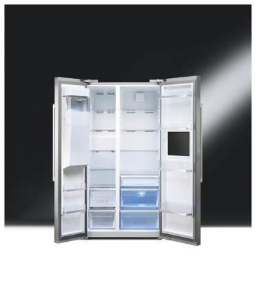 Холодильник Smeg SBS63XEDH Silver